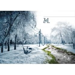 """Affiche Zel """"Olen Talvi"""""""