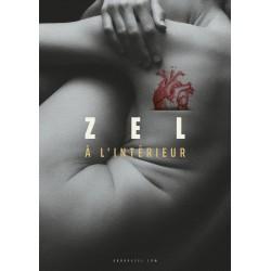 """Affiche Zel """"À l'intérieur"""""""