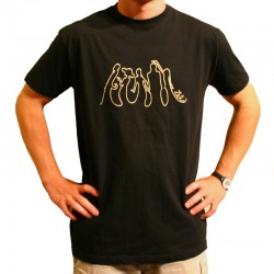 T-shirt Zel Ligne Homme